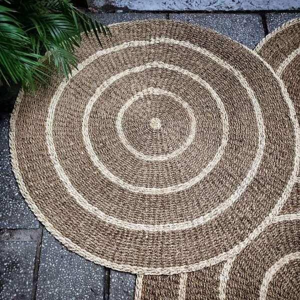 Kleed Sao Tho handgemaakt van palmblad